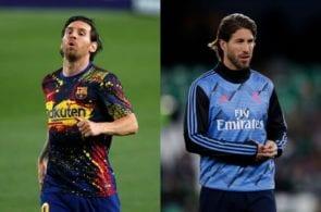 La Liga, Barcelona, Real Madrid