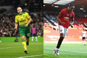 Norwich City, Manchester United