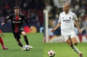 Havertz, Zidane