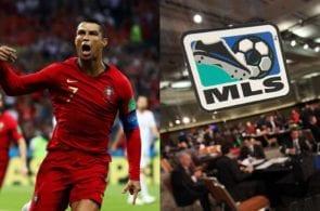 Ronaldo, MLS