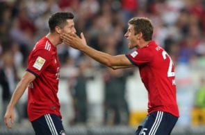 Muller, Lewandowski