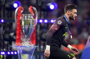 Hugo Lloris - Tottenham vs Liverpool 2019 Champions League final