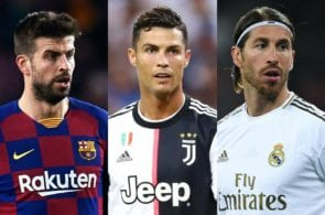 5 world-class centre-backs who revere Cristiano Ronaldo