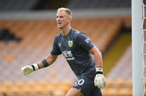 Joe Hart, Port Vale v Burnley - Pre-Season Friendly