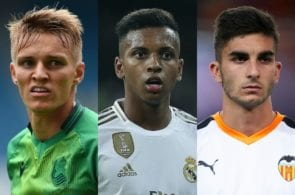 The 10 outstanding young players in La Liga this season