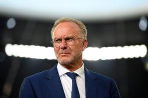 Karl-Heinz Rummenigge, Bayern Munich