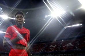 Alphonso Davies, FC Bayern Munich