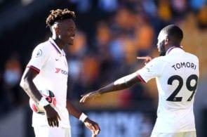 Tammy Abraham, Fikayo Tomori - Wolves vs Chelsea