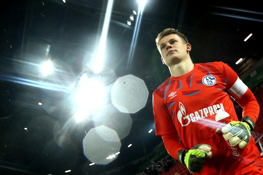 Alexander Nubel, FC Schalke 04