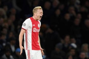 3 Donny van de Beek alternatives for Real Madrid this summer