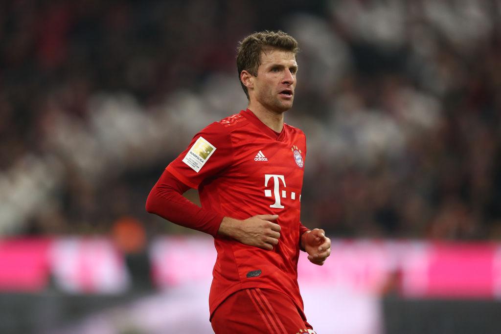 Thomas Muller, FC Bayern Munich