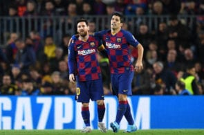 messi, Suarez, Barcelona