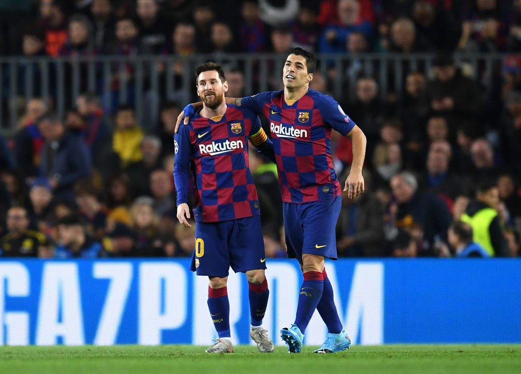 Setien Messi And Suarez Are Fit Ronaldo Com