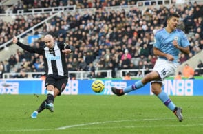 Newcastle United, Manchester City