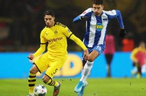 Borussia Dortmund, Hertha Berlin