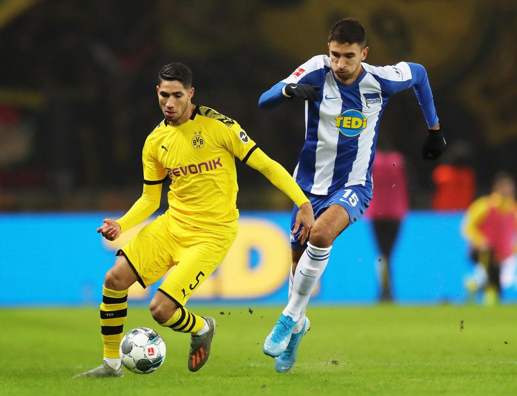 Borussia Dortmund Hertha
