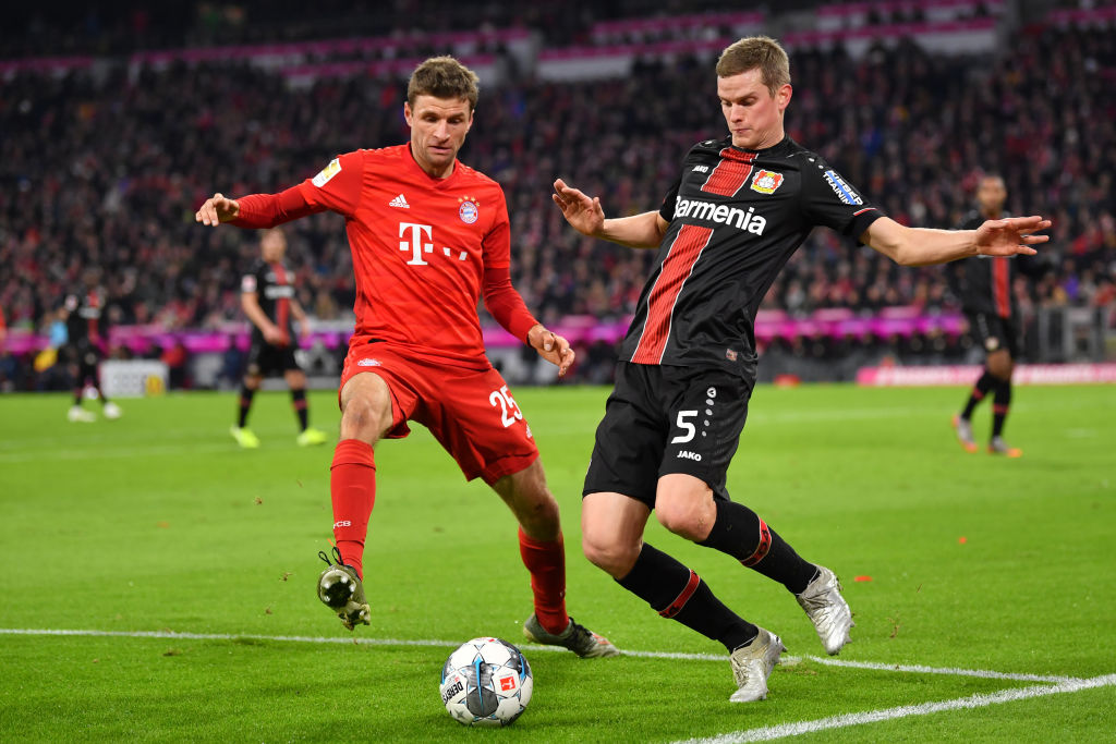 Bayer Leverkusen vs Bayern Munich - What to bet on? - ronaldo.com
