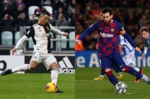 Penalty stats: Cristiano Ronaldo vs Lionel Messi