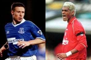 5 most recent footballers to play for Liverpool & Everton