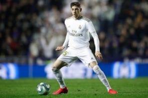 Federico Valverde, La Liga, fastest la liga players