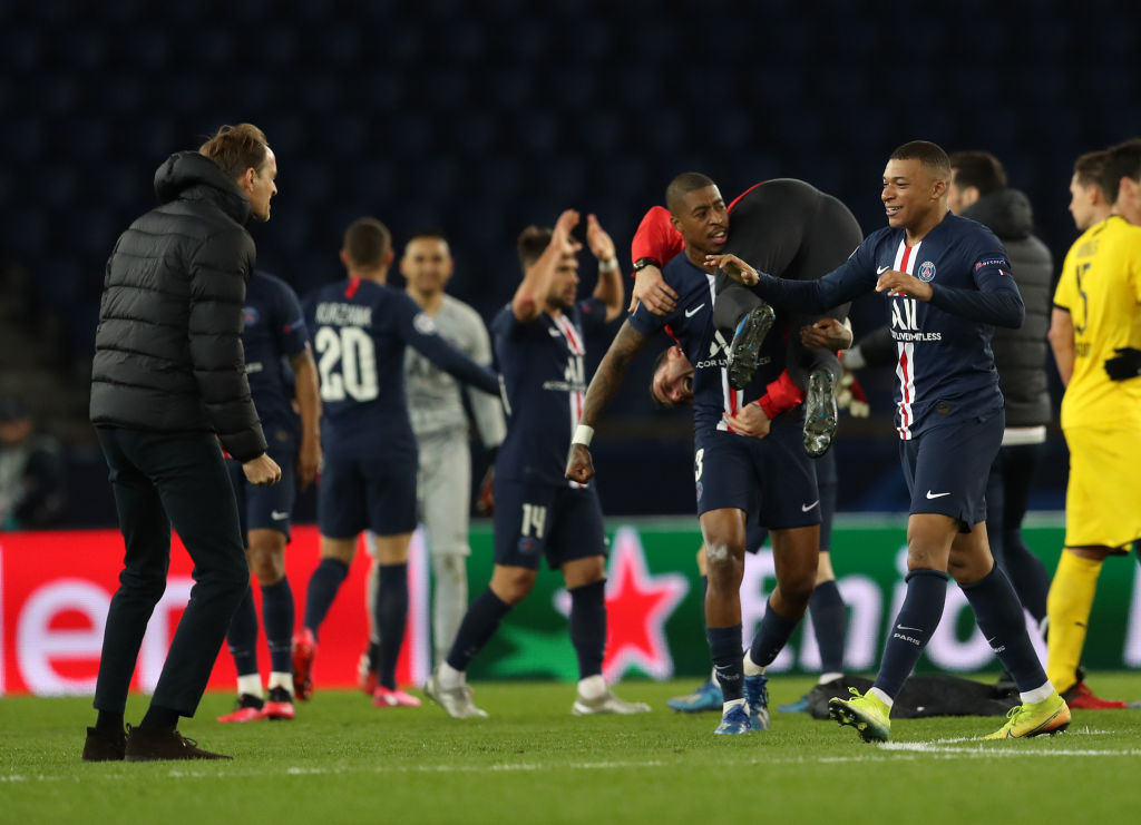 Ligue 1 Could Resume Their Season Again Say Uefa