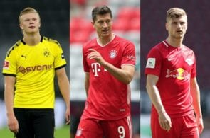 Top 10 Bundesliga players of the 2019/20 season