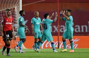 Barcelona, Lionel Messi, Luis Suarez