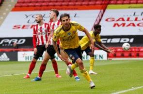 Sheffield United v Arsenal - FA Cup Quarter Final