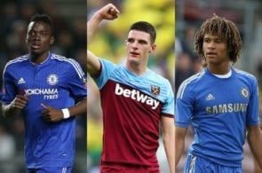 Top 5 wonderkids that Chelsea let slip through their grasp