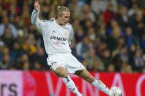 David Beckham, Real Madrid