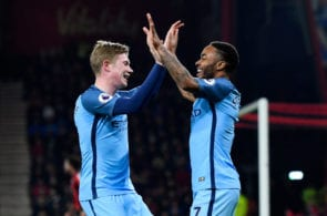 De Bruyne, Sterling, City