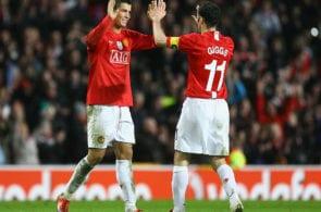 Giggs, Ronaldo, United