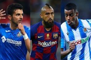 Top 5 super subs in the 2019/20 La Liga season