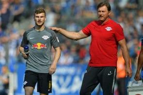 Hassenhuettl, werner, RB Leipzig