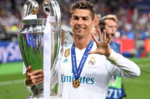 Cristiano Ronaldo is the Champions League assist king