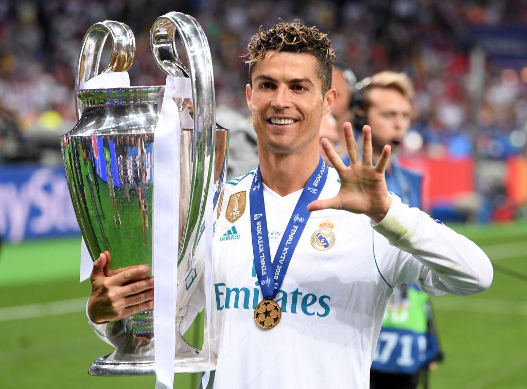 Cristiano Ronaldo is the Champions League assist king