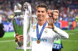 Ronaldo, Champions League