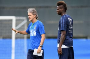 Mancini, Balotelli