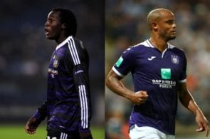 Top 5 products of the RSC Anderlecht youth academy