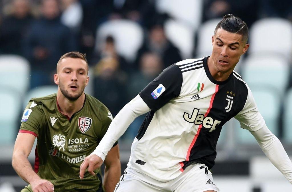 Juventus vs Cagliari - Serie A