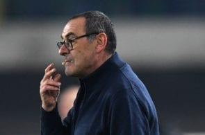 Maiurizio Sarri, Juventus