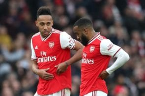 Pierre-Emerick Aubameyang, Alexandre Lacazette - Arsenal