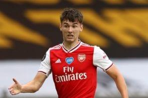 Kieran Tierney, Arsenal