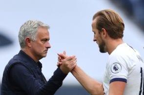 Jose Mourinho, Harry Kane - Tottenham