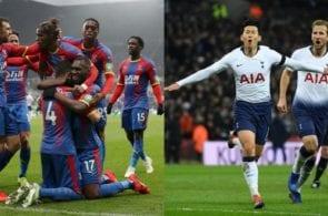 Crystal Palace, Tottenham
