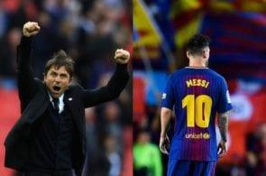 Conte, Messi