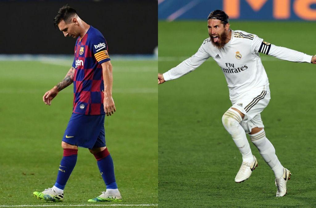 Real Madrid, Barcelona, La Liga