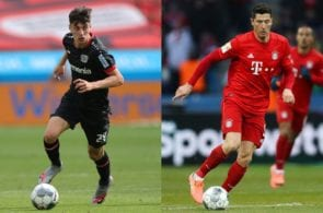 Bayer Leverkusen, Bayern Munich