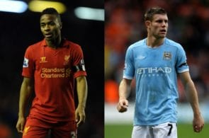 Top 5 footballers who played for Liverpool & Man City