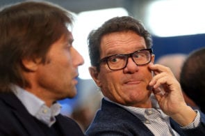 Capello, Real Madrid